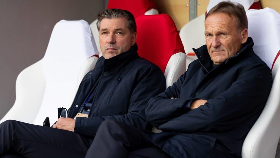Michael Zorc,Hans-Joachim Watzke