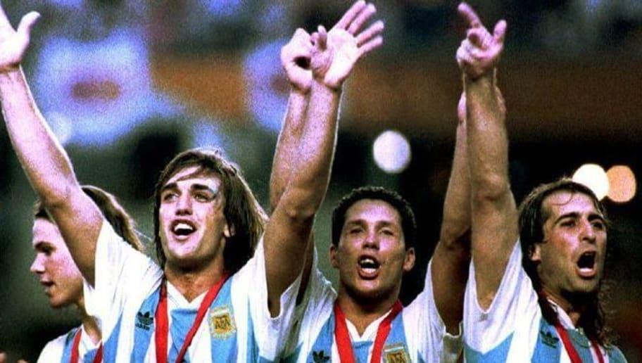 SOC-ARGENTINA CELEBRATES COPA