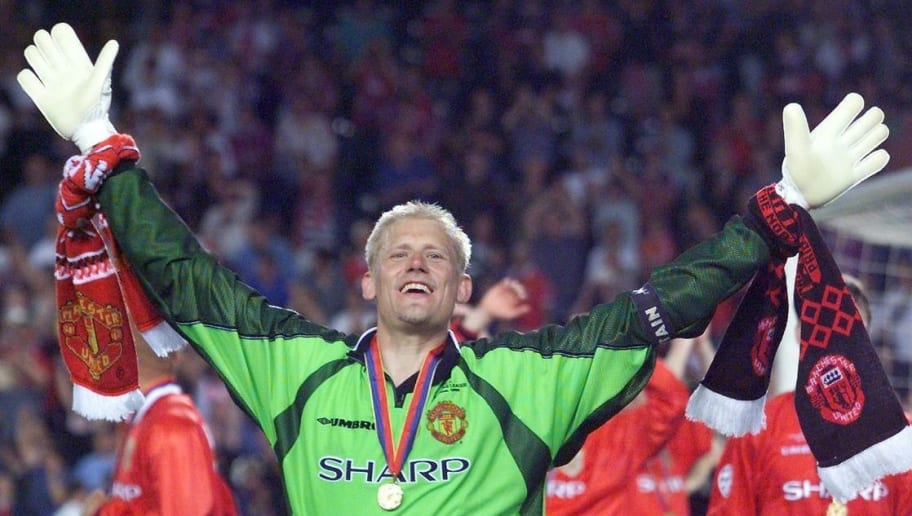 Peter Schmeichel Admits 'Regret' at Leaving Manchester United ...