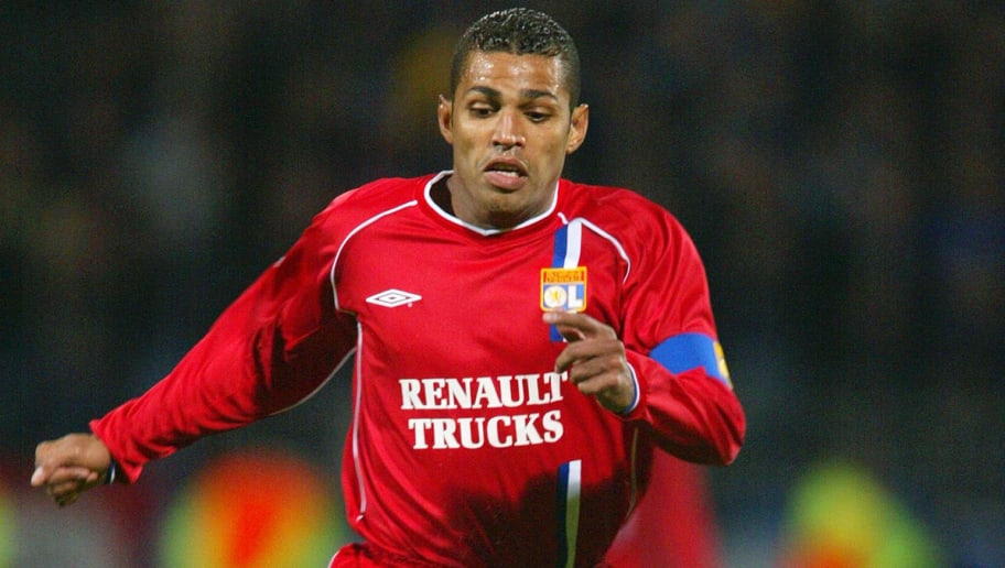 Sonny Anderson of Lyon