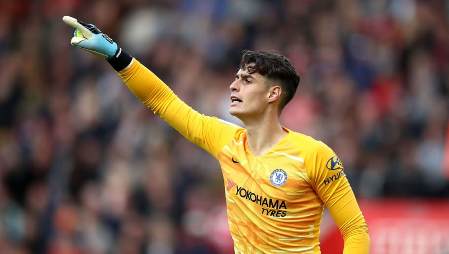 Kepa Arrizabalaga Reveals He Wasn't Expecting to Leave Athletic Bilbao for Any Club