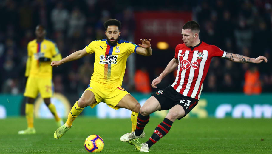 Pierre-Emile Hojbjerg,Andros Townsend