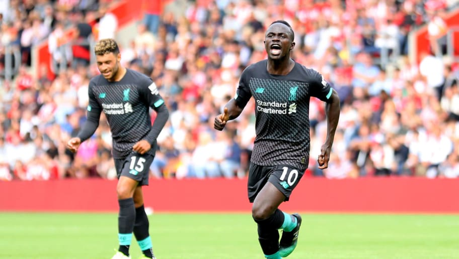 Liverpool Star Sadio Mane Sends Message to Southampton After Scoring Against Former Club