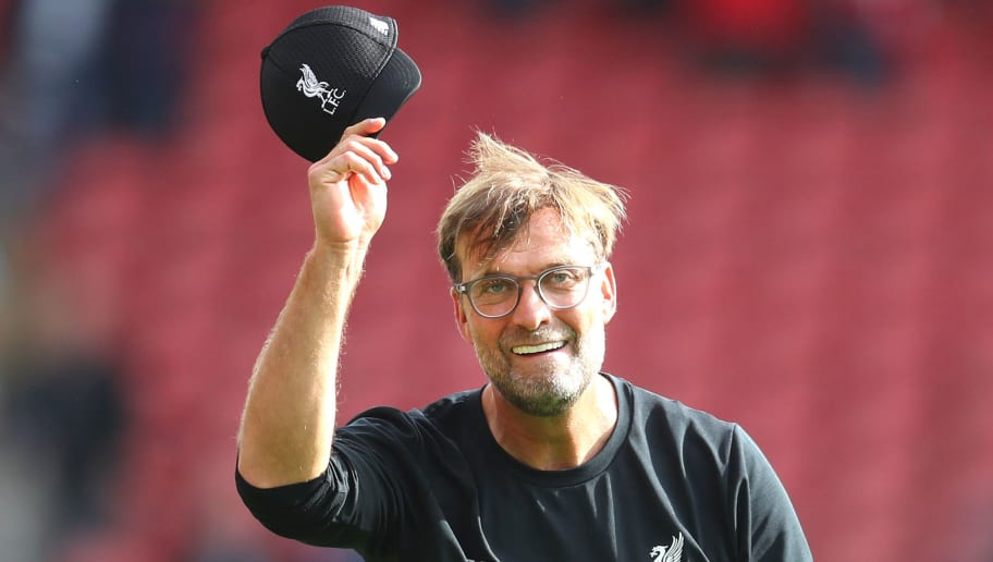 ​Jurgen Klopp Thanks God for Having World-Class Players at His Disposal at Liverpool