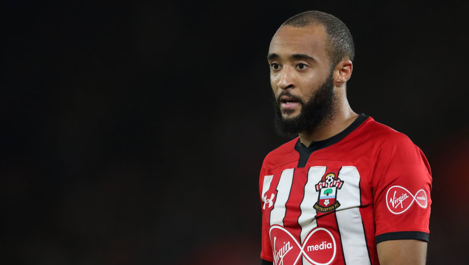 SOUTHAMPTON, ENGLAND - DECEMBER 01: Nathan Redmond of Southampton during the Premier League match between Southampton FC and Manchester United at St Mary's Stadium on December 1, 2018 in Southampton, United Kingdom. (Photo by James Williamson - AMA/Getty Images)