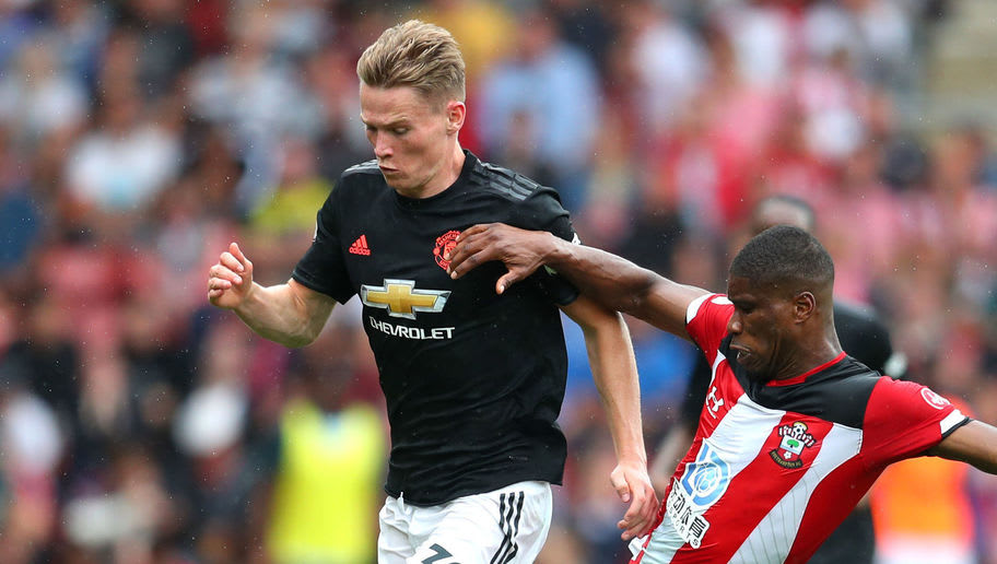 Kevin Danso,Scott McTominay