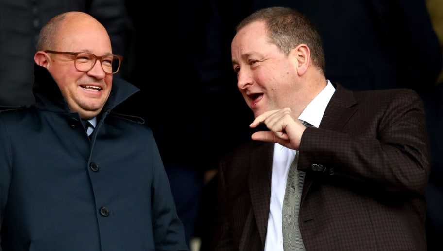 Newcastle takeover: Mike Ashley CONFIRMS sale plans BEFORE transfer window