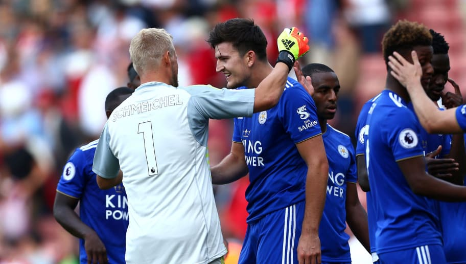 Southampton 1 2 Leicester City Report Ratings Reaction As Late Maguire Strike Gives Foxes Win 90min