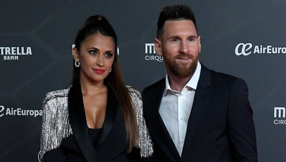 SPAIN-ENTERTAINMENT-FBL-CIRQUE DU SOLEIL-MESSI
