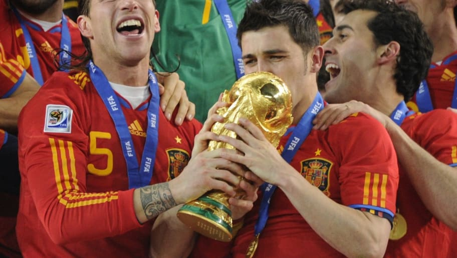 David Villa: se retira el mejor delantero de la historia de la ...
