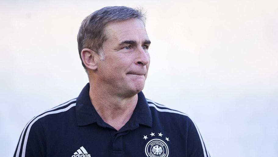 U21-Nationalcoach Kuntz schlägt Alarm: Dem deutschen Nachwuchs fehlt die Spielpraxis