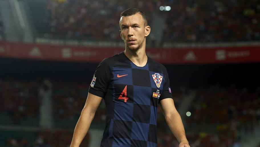 ALICANTE, SPAIN - SEPTEMBER 11:  Ivan Perisic of Croatia looks on prior to the UEFA Nations League A group four match between Spain and Croatia at Manuel Martinez Valero Stadium on September 11, 2018 in Alicante, Spain.  (Photo by Quality Sport Images/Getty Images)