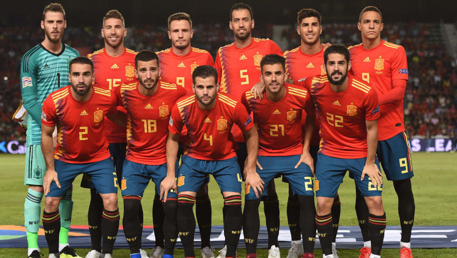 Picking the Best Potential Spain Lineup to Face Bosnia & Herzegovina