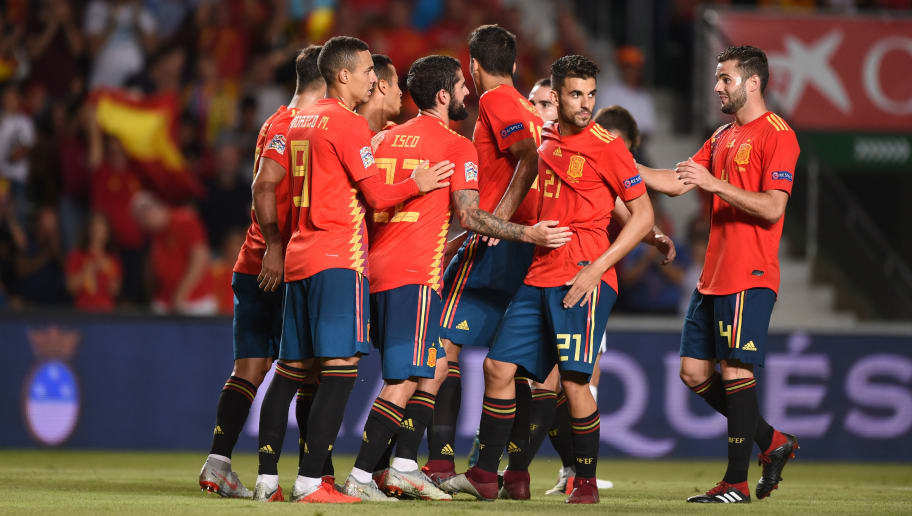 Image result for Spain vs Norway
