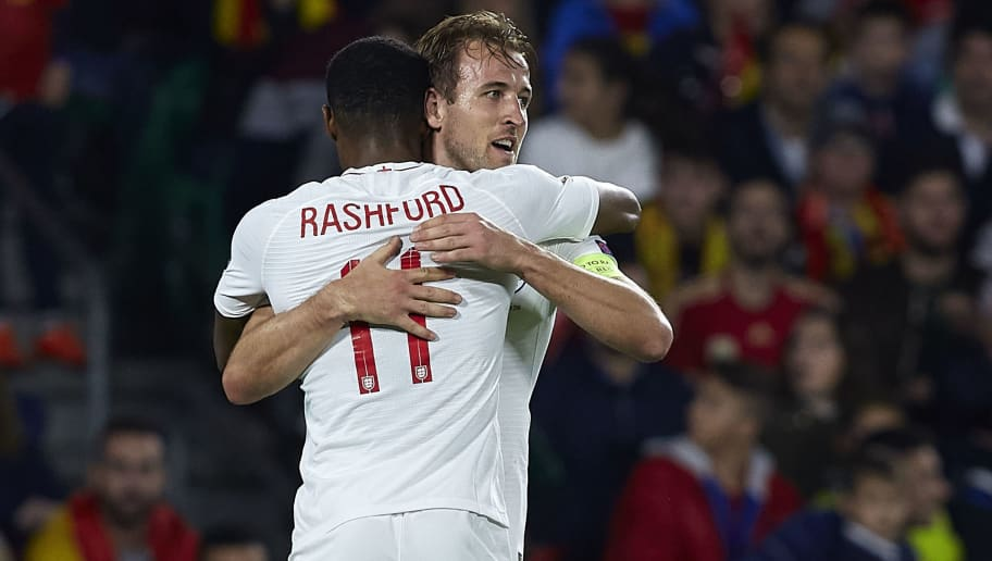 Marcus Rashford,Harry Kane
