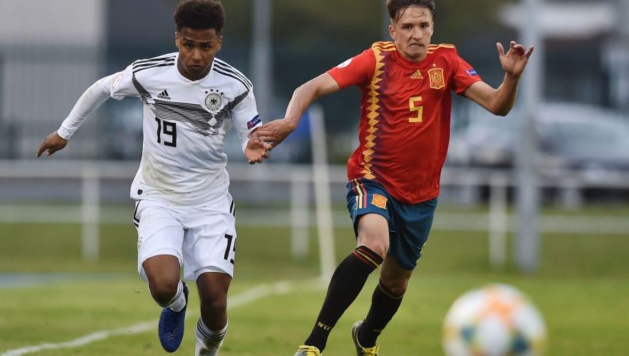 Spain v Germany: Group D - 2019 UEFA Under17 European Championship