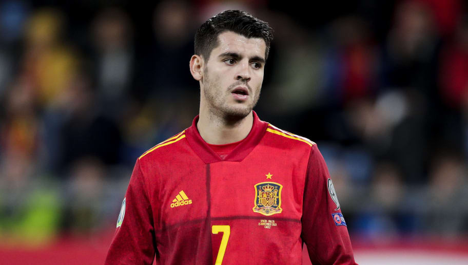 Alvaro Morata Insists He Is Ready to Fight for Starting Spot in Spain's Euro 2020 Squad