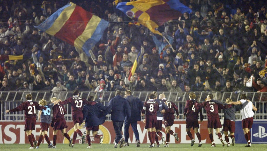 Sparta Prague v Lazio