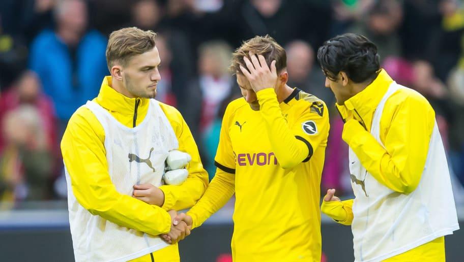 Frust auf der Bank: Diese Spieler wollen den BVB verlassen