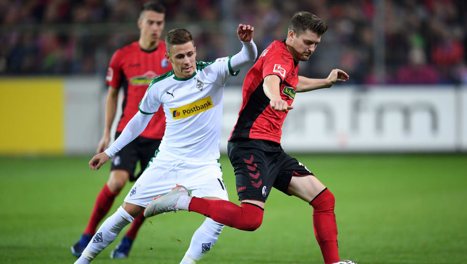 Lukas Kubler,Thorgan Hazard