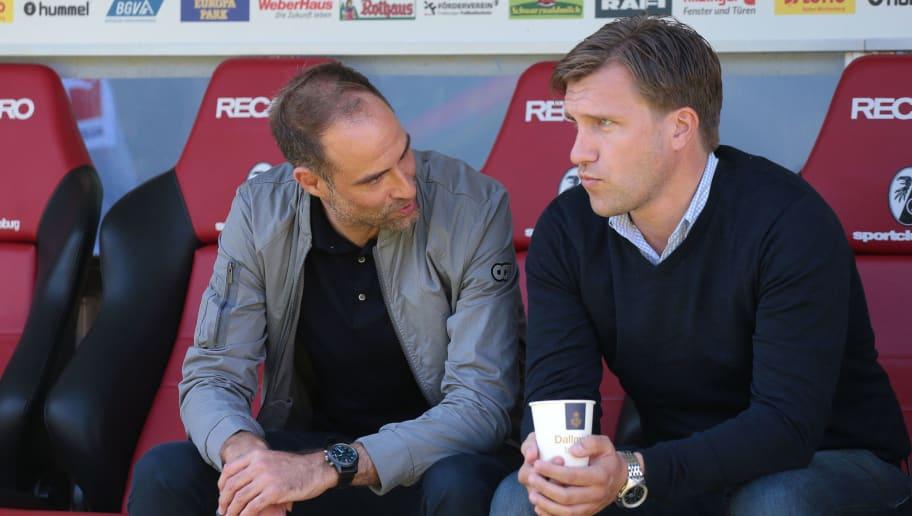Oliver Mintzlaff,Markus Kroesche
