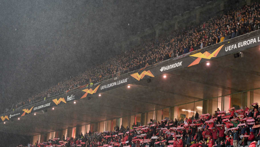 Sporting Braga v Wolverhampton Wanderers: Group K - UEFA Europa League