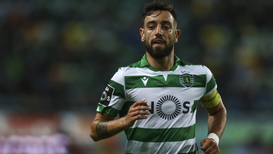 Sporting CP Face Financial Pressure to Sell Bruno Fernandes Amid Man Utd Interest