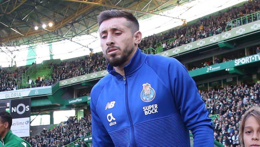 Hector Herrera,Nani
