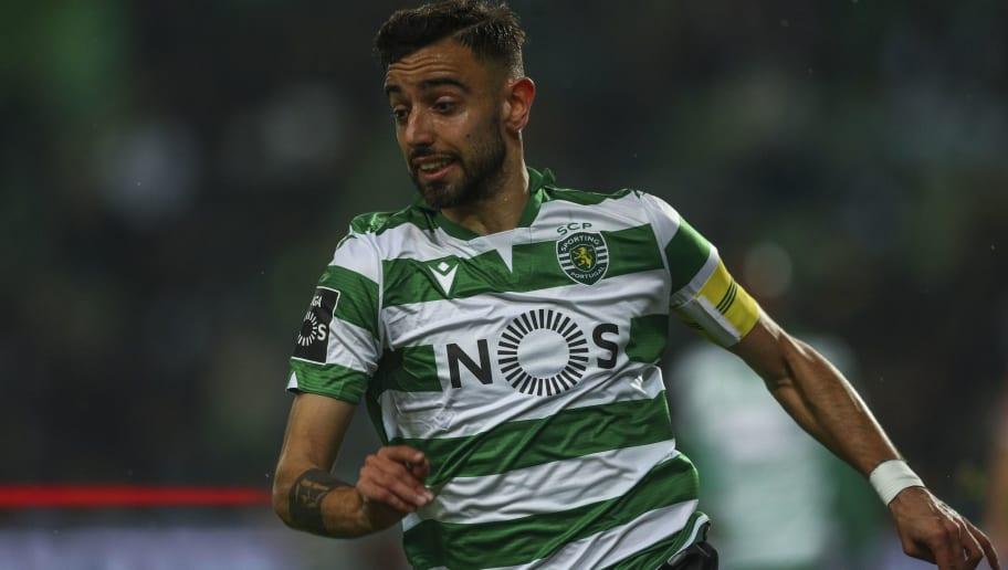 Ablöseverhandlungen bei Bruno Fernandes: United und Sporting trennen 30 Millionen Pfund