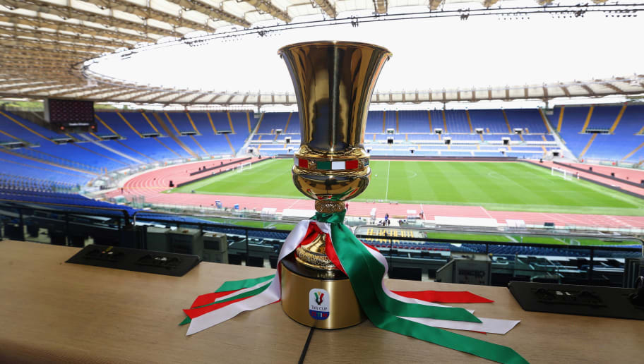 SS Lazio v Atalanta BC - Tim Cup Previews