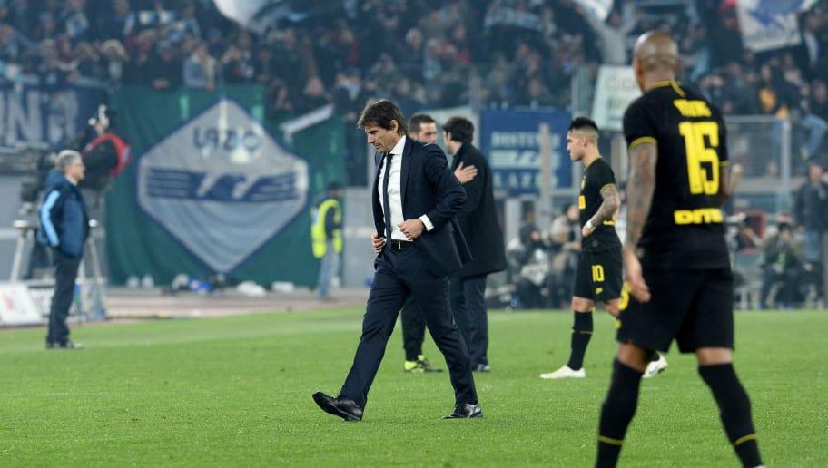 Antonio Conte Slams 'Scared' Inter Milan After 2-1 Loss to ...