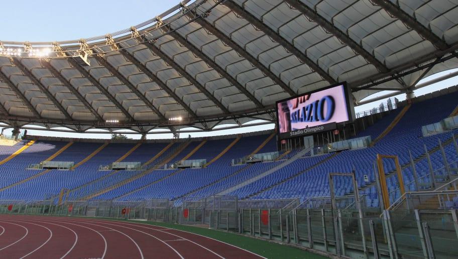 SS Lazio v SV Zulte Waregem - UEFA Europa League
