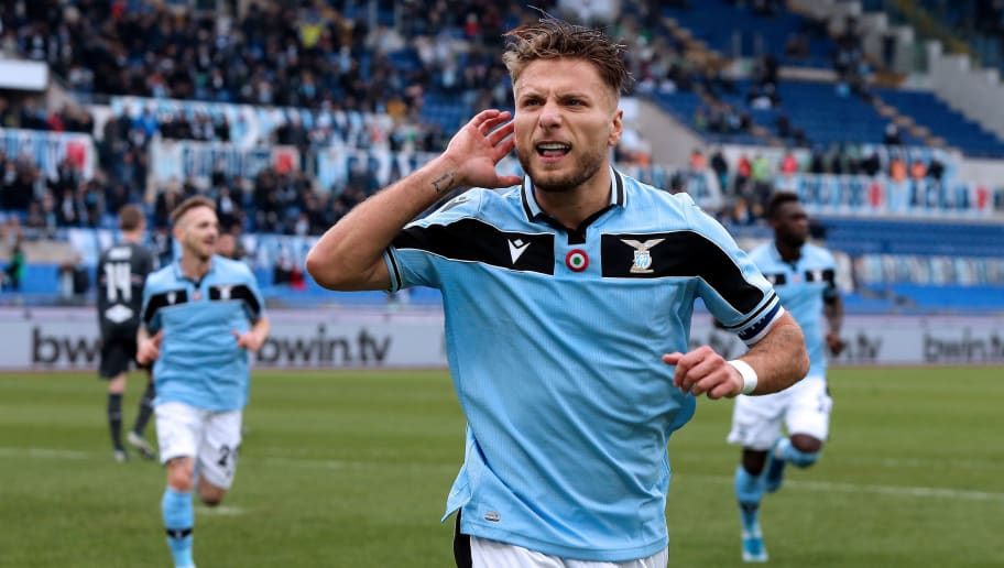 Ciro Immobile & Lazio Are Juventus' Biggest Threat in the Serie A ...