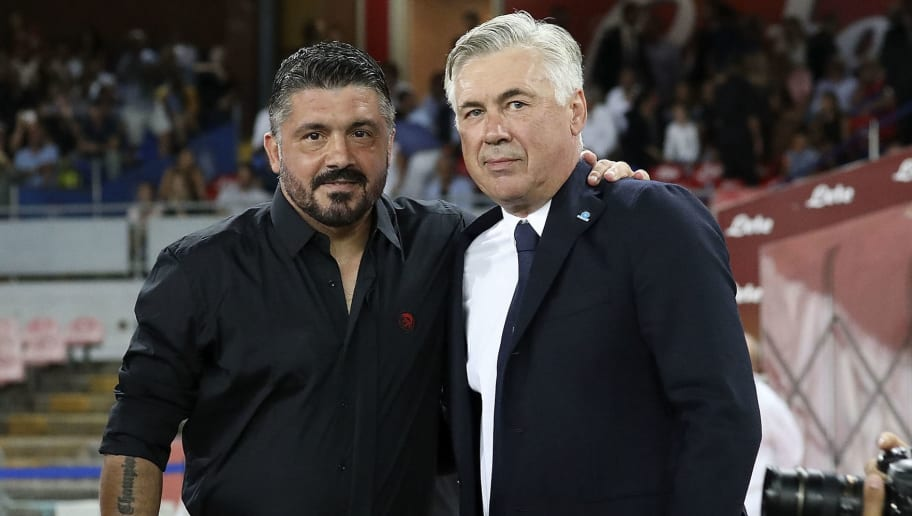 Gennaro Gattuso Poised to Replace Carlo Ancelotti at Napoli After 'Agreeing' 18-Month Contract