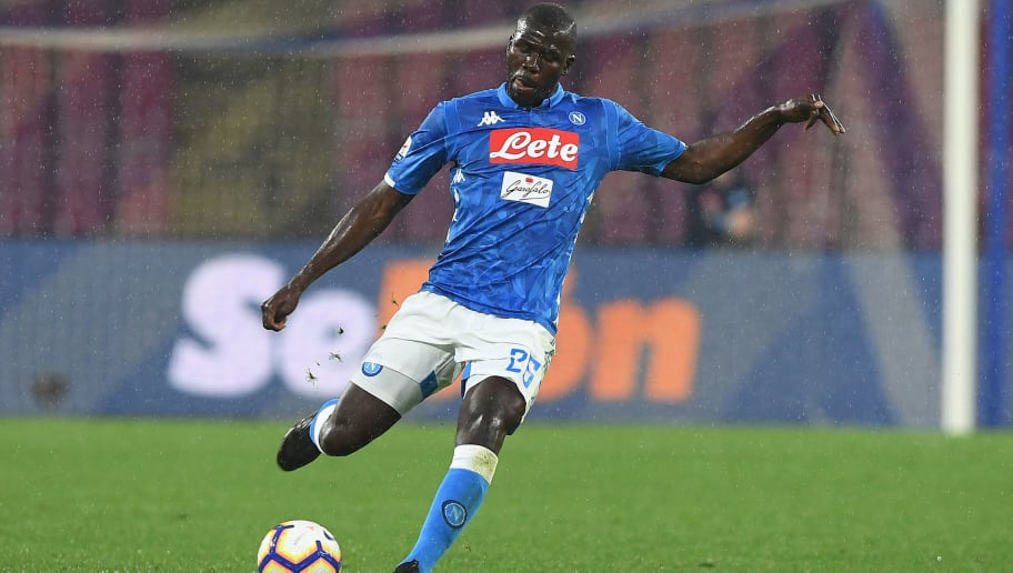 Former Napoli Sporting Director Claims Kalidou Koulibaly at Liverpool Would Be Disaster For Rivals