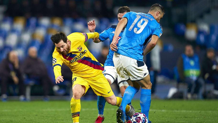Gattuso Messi