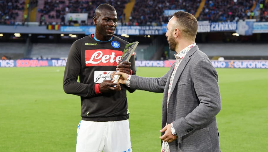Napoli Reportedly Reject £96 Million bid by Manchester United for Kalidou Koulibaly