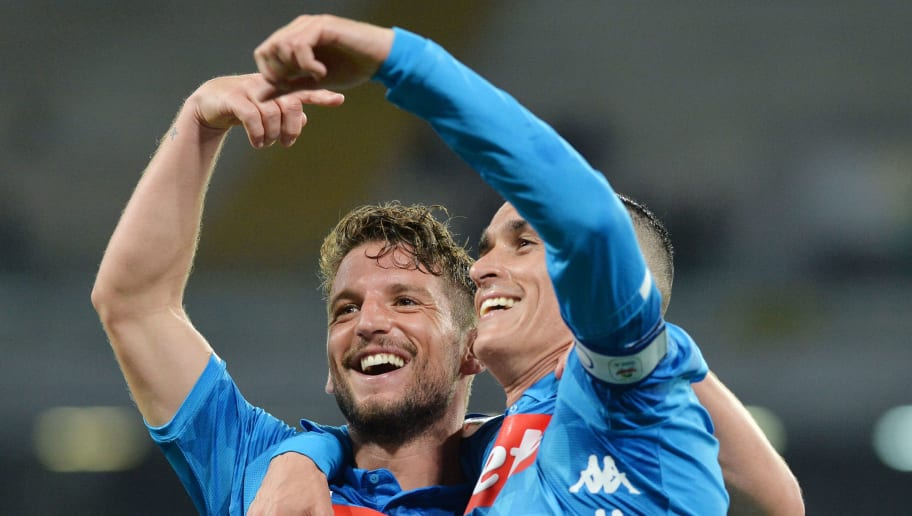 Dries Mertens,Jose Callejon