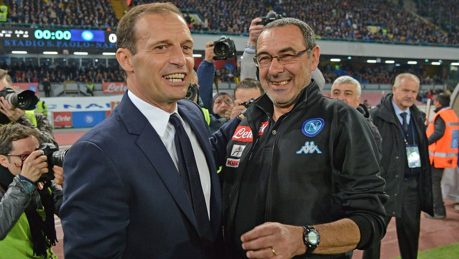 Chelsea Reportedly Agree fee With Juventus For Maurizio Sarri