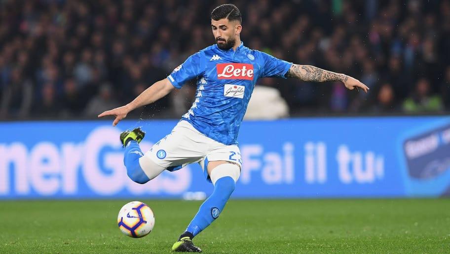 Atlético Madrid Step Up Efforts to Sign Napoli Defender Elseid Hysaj in Loan Deal