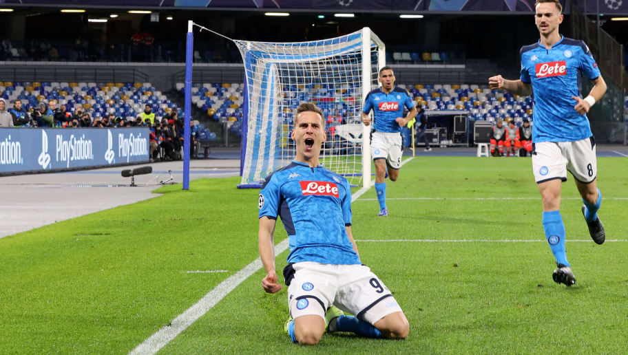 Napoli 4-0 Genk: Report, Ratings & Reaction as Milik Hat-Trick Books Place in Knockout Stages