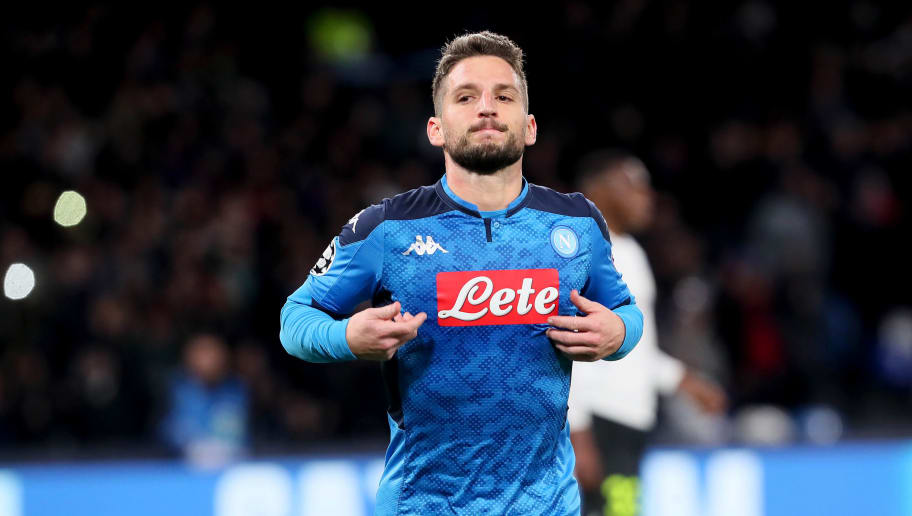 Image result for Dries Mertens