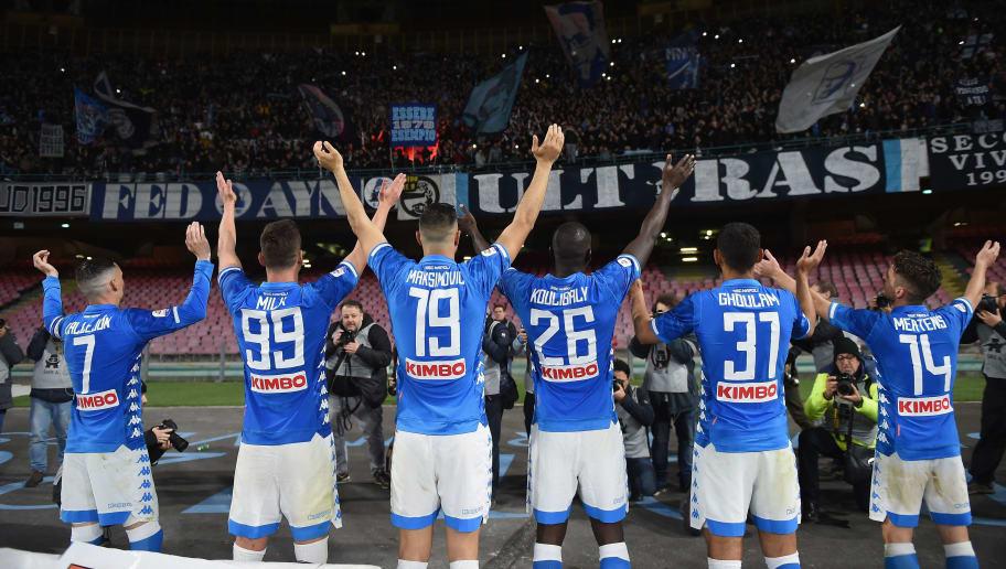 SSC Napoli v Udinese - Serie A