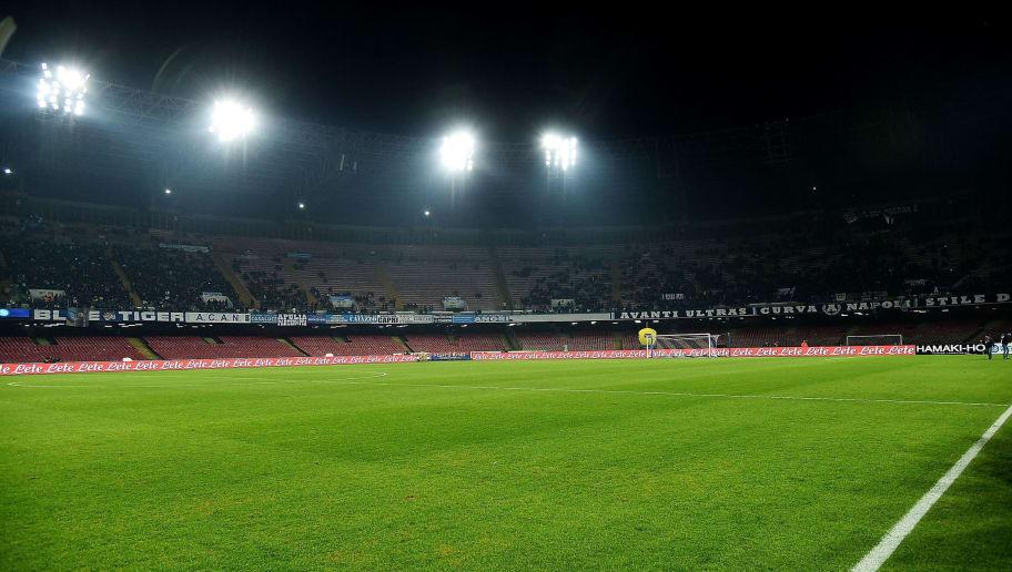 SSC Napoli v US Sassuolo - Coppa Italia