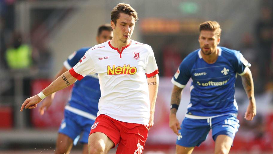 Hamburger SV vor Verpflichtung von Adrian Fein