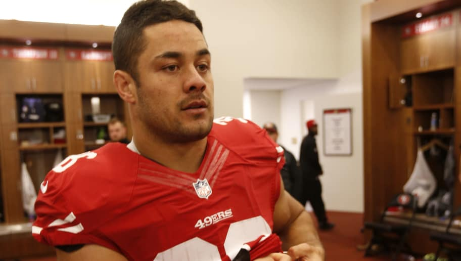 61e7462ec Ex-49ers RB and Rugby Star Jarryd Hayne Faces 20 Years in Prison After  Arrest for Sexual Assault