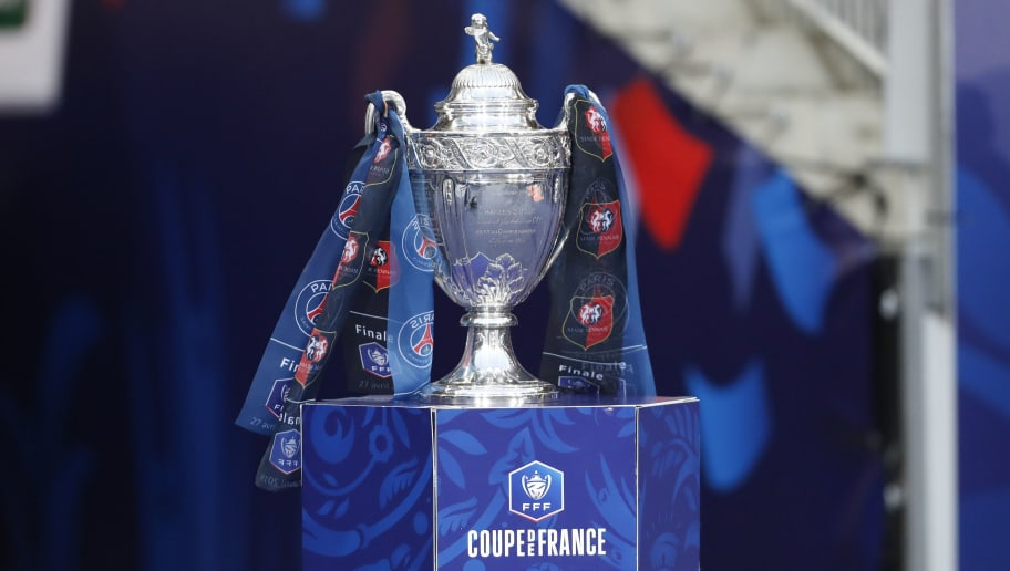 Stade Rennais vs Paris Saint-Germain - Coupe de France Final