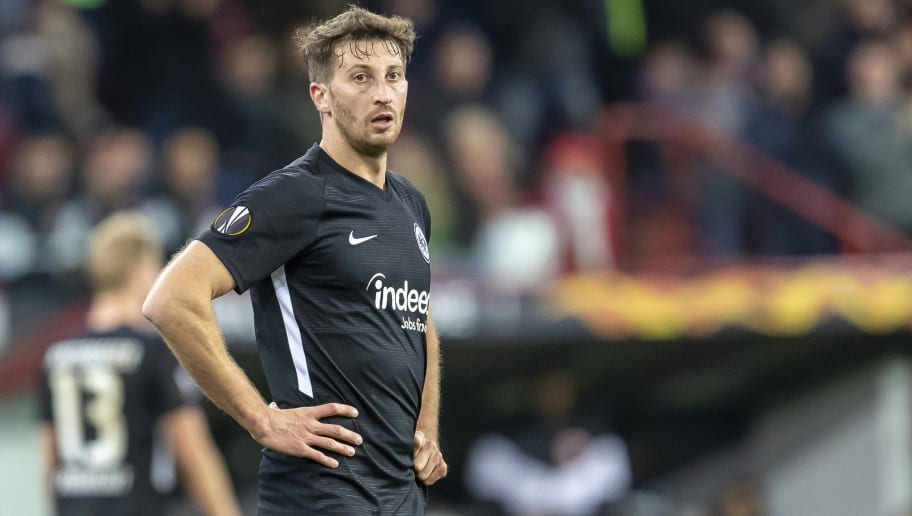 Frankfurt Captain David Abraham Banned for 7 Matches After Shoulder Charging Freiburg Coach