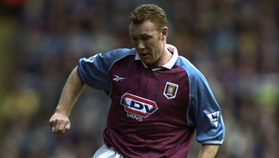 Steve Watson of Aston Villa