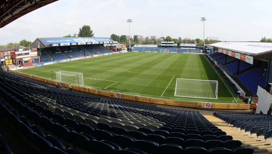Stockport County v Northampton Town - npower League Two
